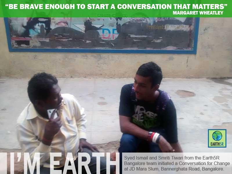 Environmental Awareness Bangalore Mumbai India Environmental NGO Earth5R