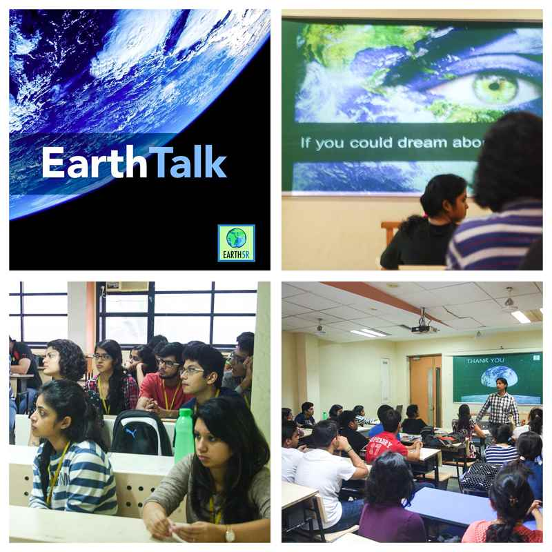 Environmental Awareness Narsee Monjee College Mumbai India Environmental NGO Earth5R