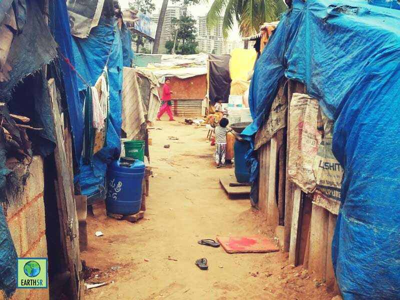 Environmental Awareness Slum Bangalore Mumbai India Environmental NGO Earth5R