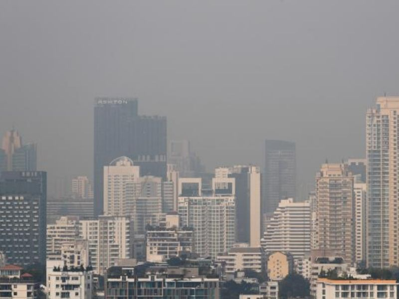 Environmental Education Air Pollution Thailand Mumbai India Environmental NGO Earth5R
