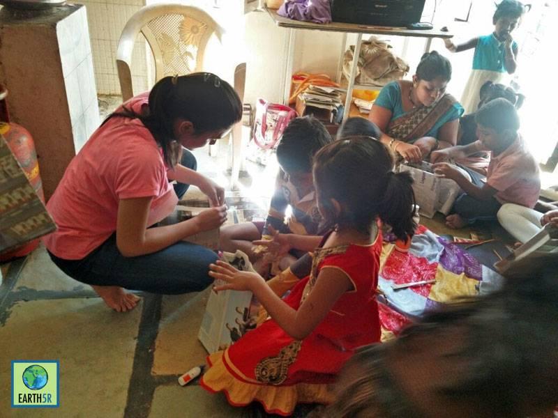 Environmentalist Pune Sonam Sengar Mumbai India Environmental NGO Earth5R