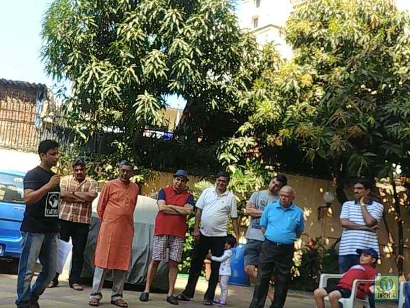 Environmentalist Saurabh Gupta segregation method Mumbai India Environmental NGO Earth5R