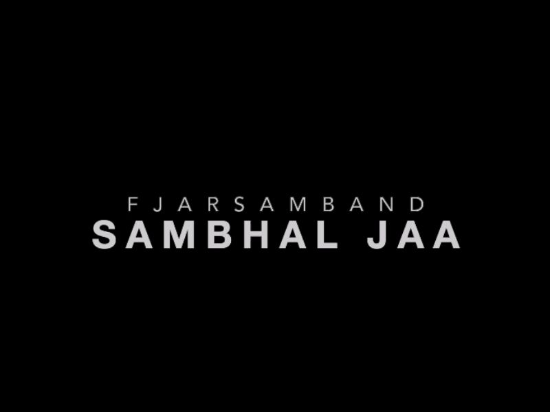 Fjarsamband Sambhal Jaa Band CSR Mumbai India Environmental NGO Earth5R