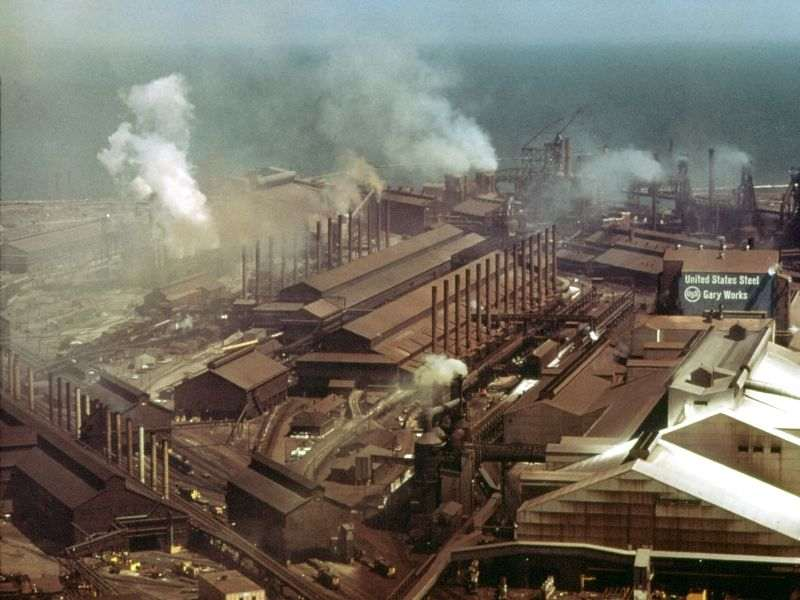 Grand Calumet Indiana Pollution Earth5R Mumbai India Environmental NGO