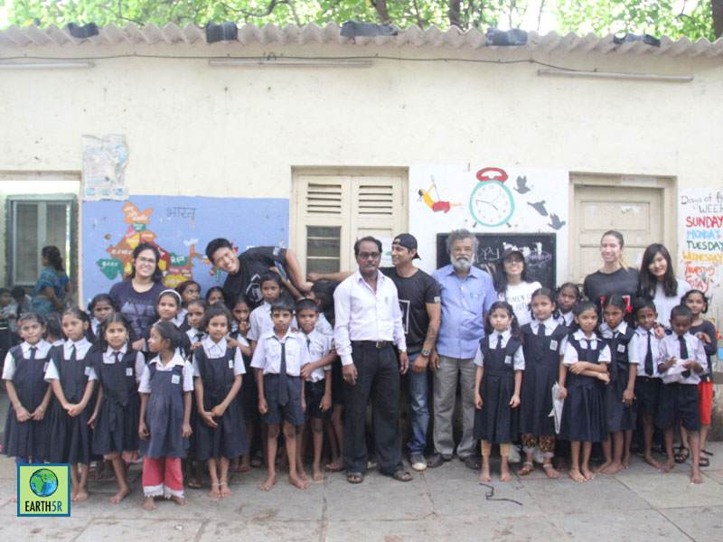 Green School Mumbai India Environmental NGO Earth5R