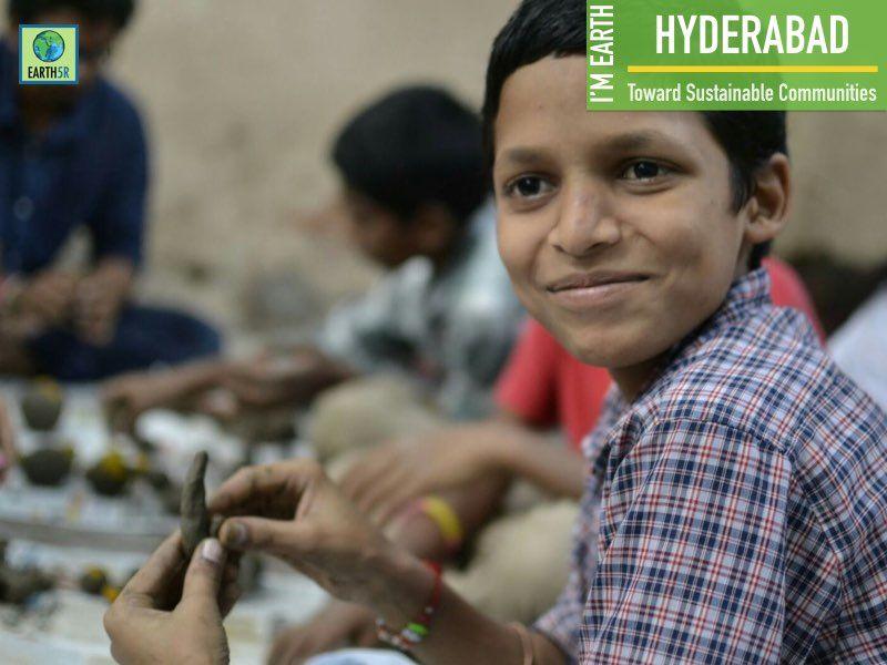 Hyderabad Community Development Mumbai India Environmental NGO Earth5R