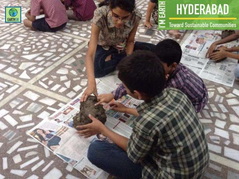Hyderabad Community Development Volunteer Mumbai India Environmental NGO Earth5R