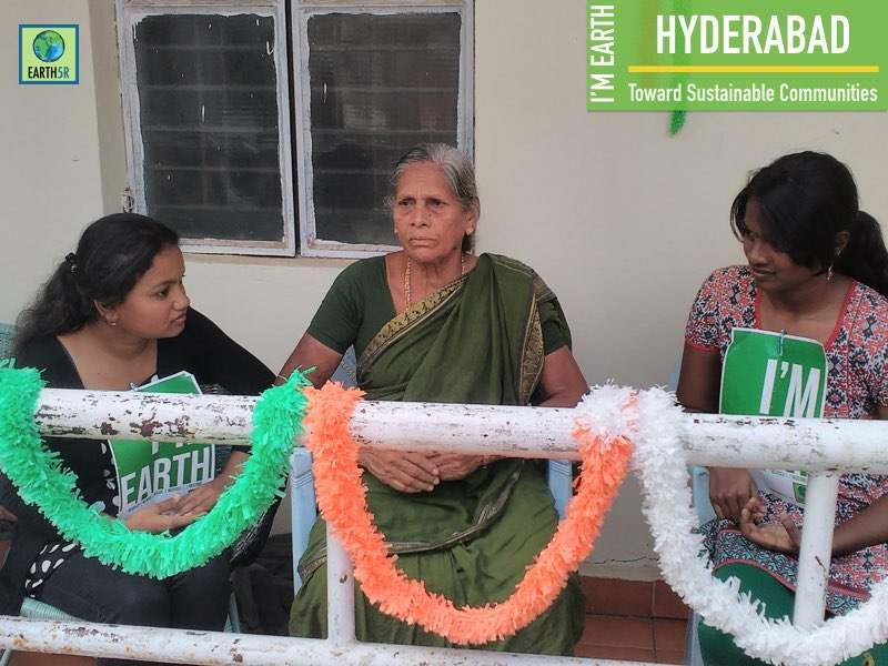 Hyderabad Community Development Volunteers Mumbai India Environmental NGO Earth5R