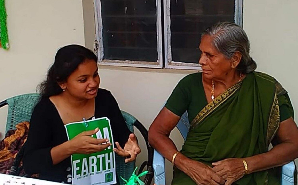 Hyderabad Community Development Women Empowerement Mumbai India Environmental NGO Earth5R