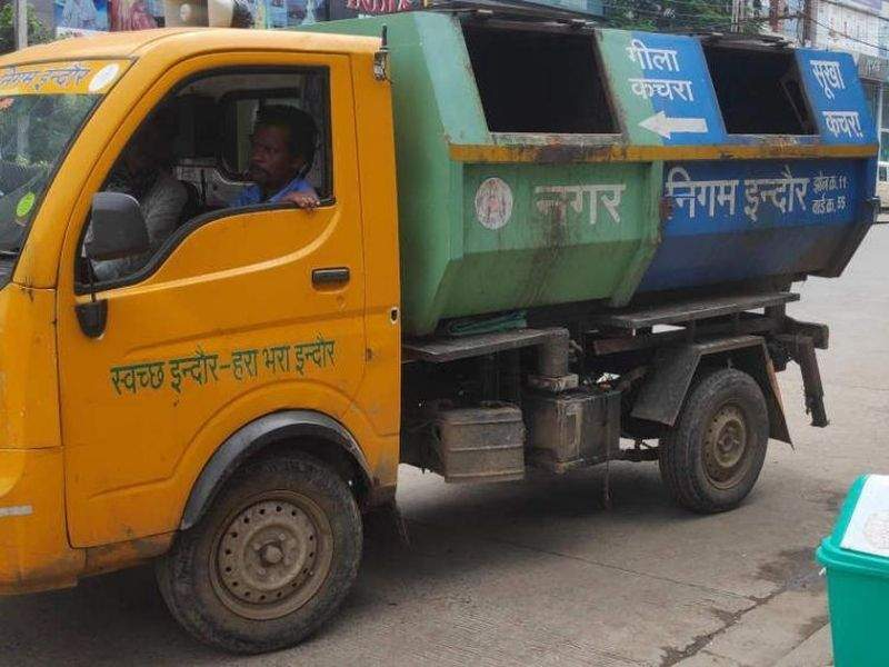 Indore Circular Economy Trash Collection Mumbai India Environmental NGO Earth5R