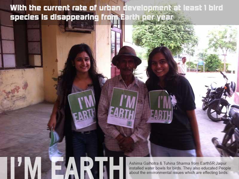 Jaipur Community Development Mumbai India Environmental NGO Earth5R