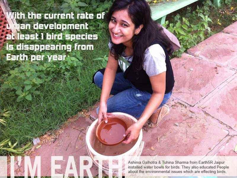 Jaipur Environmental Awareness Mumbai India Environmental NGO Earth5R