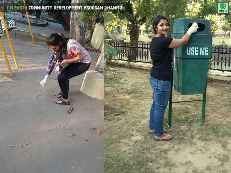 Jammu Cleanup Drive Mumbai India Environmental NGO Earth5R