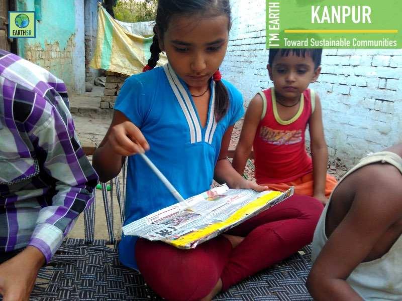 Kanpur Paper Recycling Mumbai India Environmental NGO Earth5R