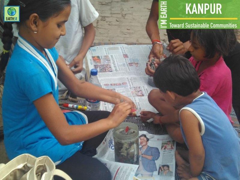 Kanpur Paper Upcycling Mumbai India Environmental NGO Earth5R