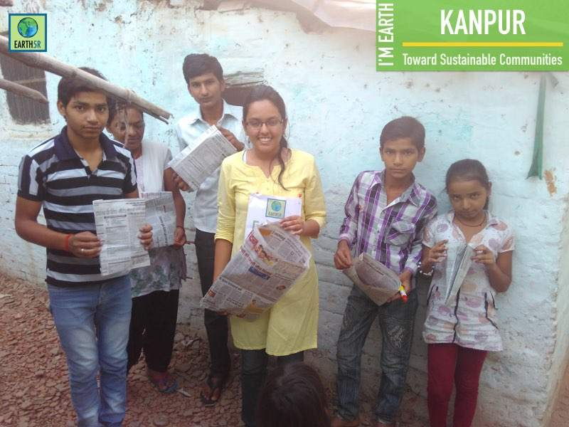 Kanpur Sustainable Livelihood Mumbai India Environmental NGO Earth5R