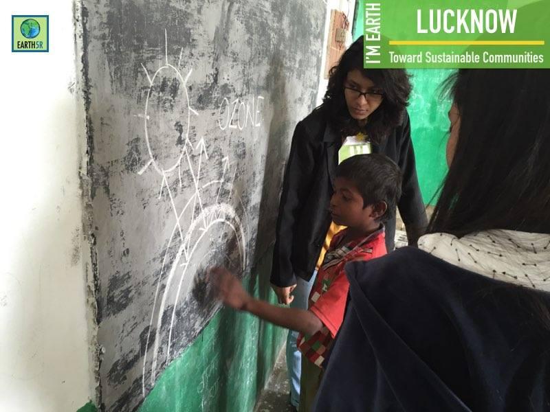 Lucknow Community Awareness Volunteer Mumbai India Environmental NGO Earth5R