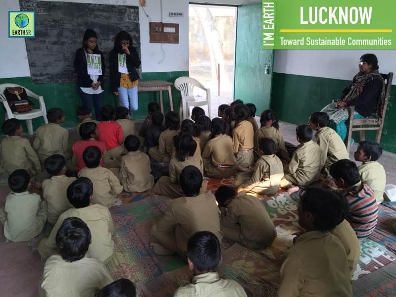 Lucknow Community Development Mumbai India Environmental NGO Earth5R