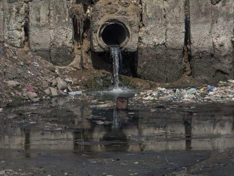 Mithi River Pollution Circular Economy Mumbai India Environmental NGO Earth5R