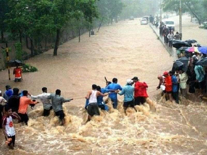 Mithi River Pollution Mumbai India Environmental NGO Earth5R