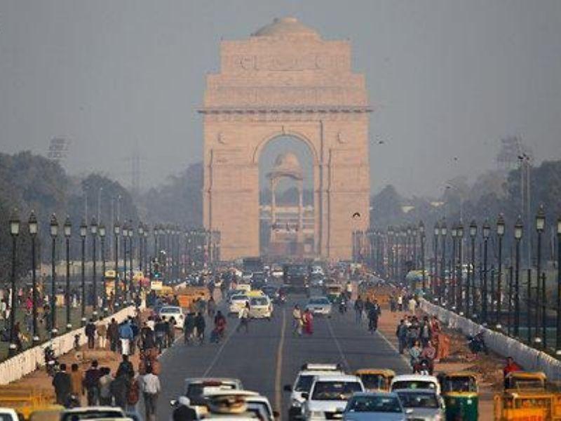 Mumbai India Environmental NGO Earth5R environmental education delhi air pollution