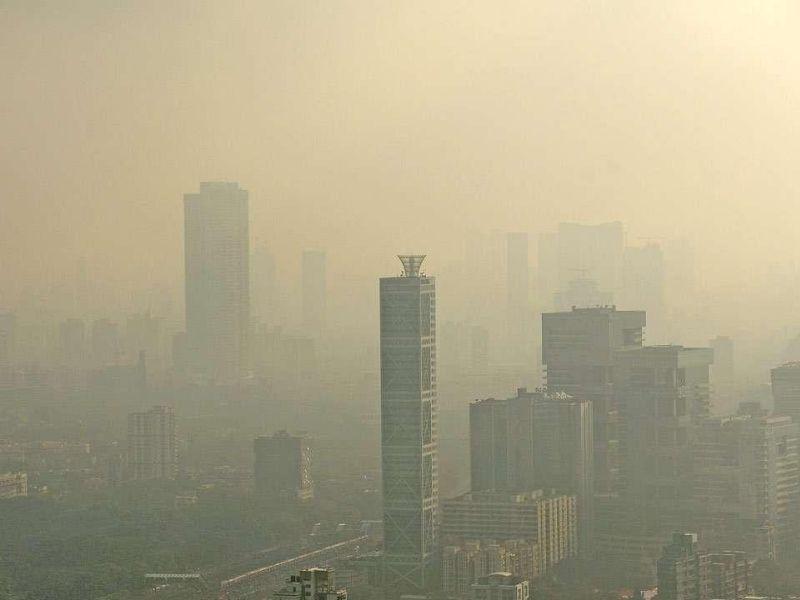 Mumbai India Environmental NGO Earth5r environmental education bandra air pollution
