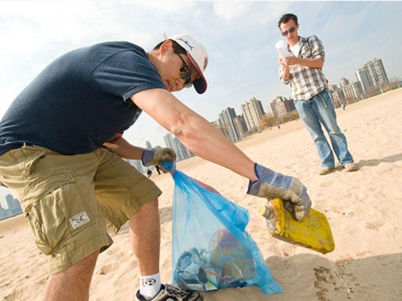 Oswego Community Circular Economy Mumbai India Environmental NGO Earth5R