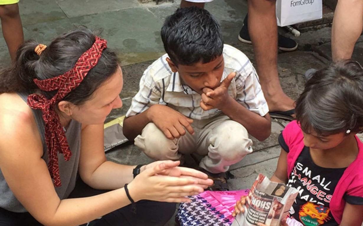 Paper Upcycling Mumbai India Environmental NGO Earth5R