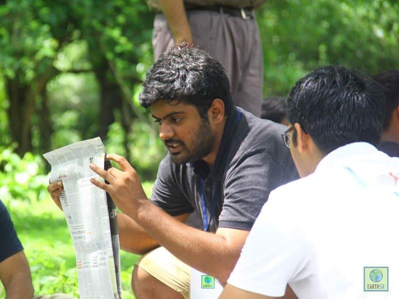 Paper recycling Mumbai India Environmental NGO Earth5R
