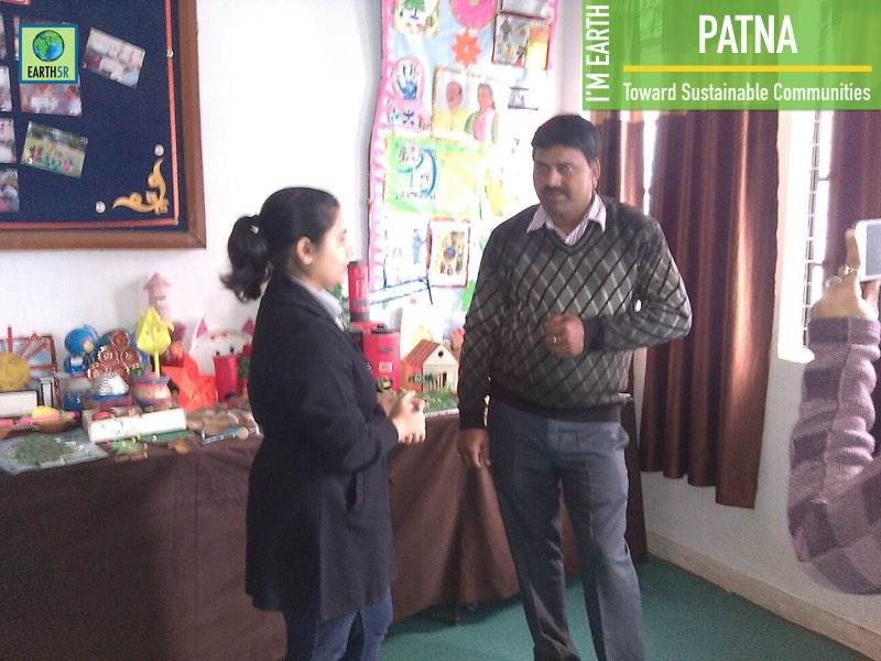Patna Community Development Awareness Mumbai India Environmental NGO Earth5R