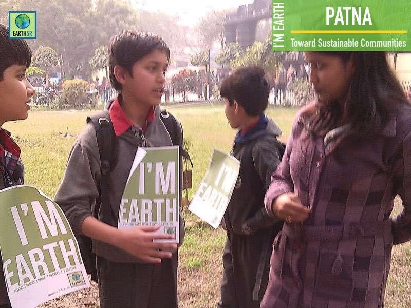Patna Community Development Climate Change Mumbai India Environmental NGO Earth5R