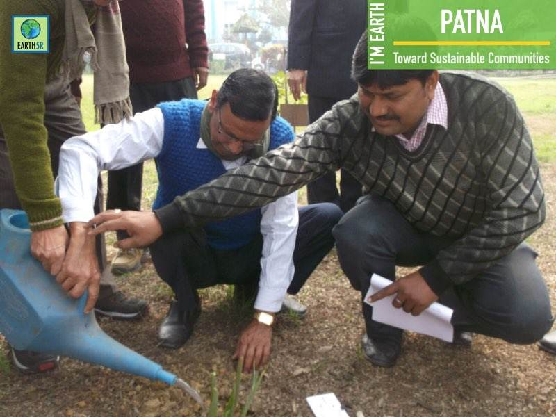 Patna Community Development Plantation Mumbai India Environmental NGO Earth5R