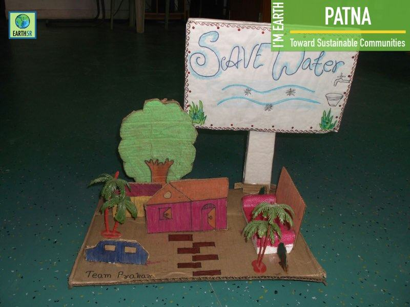 Patna Community Development Rainwater Harvesting Mumbai India Environmental NGO Earth5R