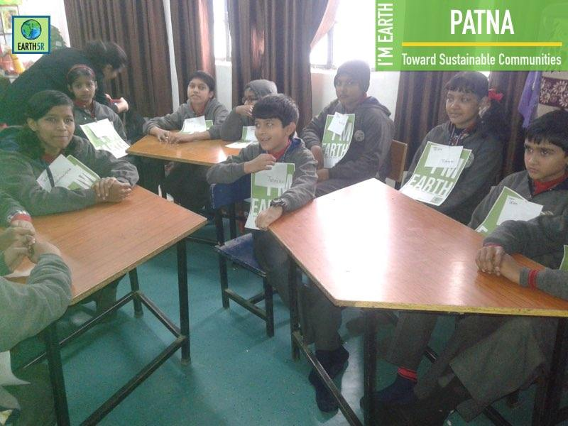Patna Community Development Sustainability Mumbai India Environmental NGO Earth5R