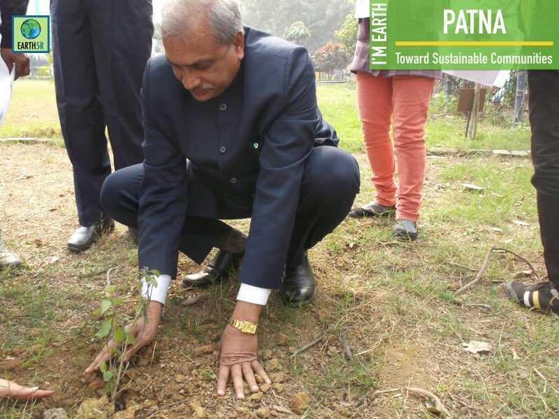 Patna Plantation Community Development Mumbai India Environmental NGO Earth5R