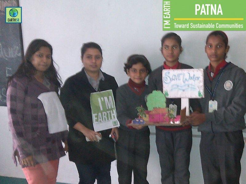 Patna Volunteers Community Development Mumbai India Environmental NGO Earth5R