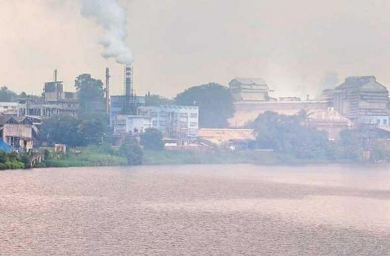 Periyar River Kochi Pollution Mumbai India Environmental NGO Earth5R