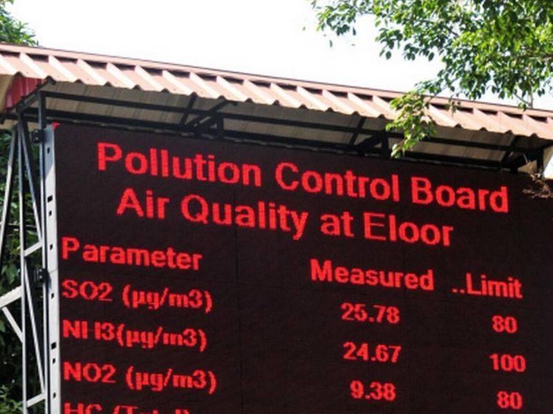Periyar River Kochi Pollution Sewage Mumbai India Environmental NGO Earth5R