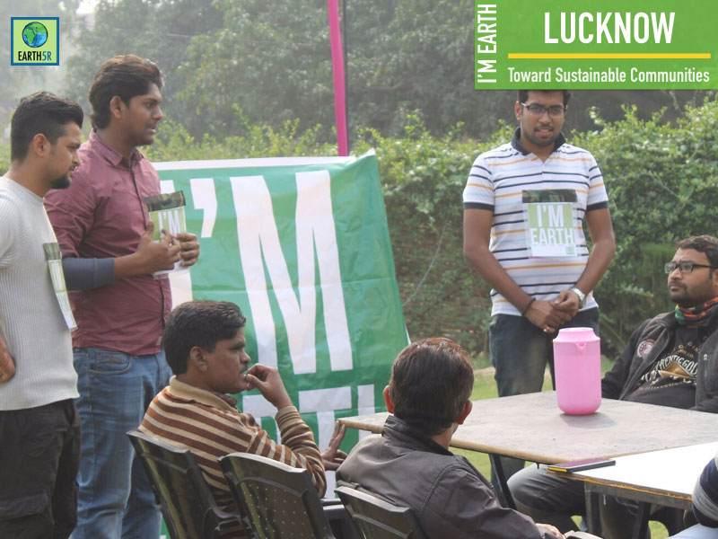 Plantation Awareness Lucknow Bikers Mumbai India Environmental NGO Earth5R