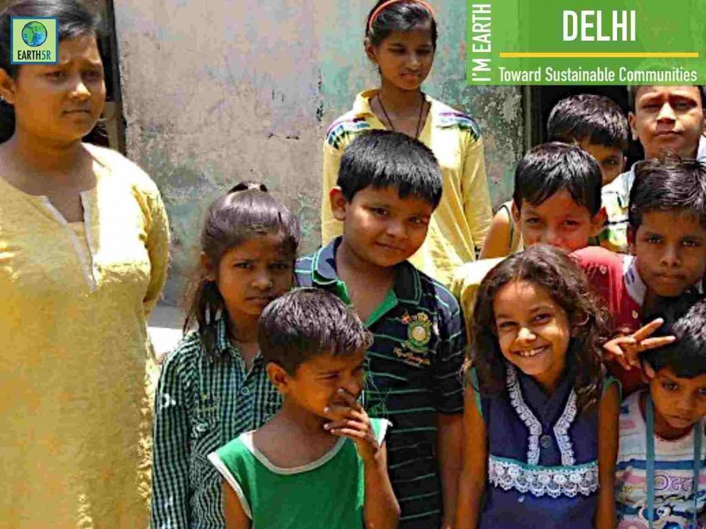 Plantation Awareness Workshop Delhi Mumbai India Environmental NGO Earth5R