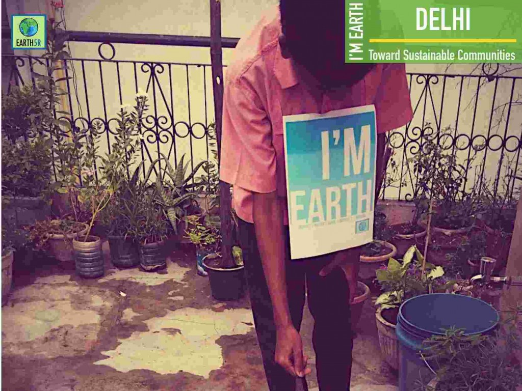 Plantation Delhi Mumbai India Environmental NGO Earth5R