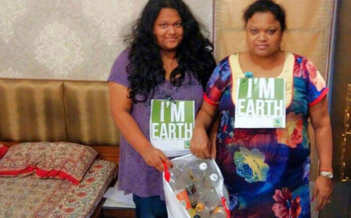 Plastic Bottles Recycling Mumbai India Environmental NGO Earth5R