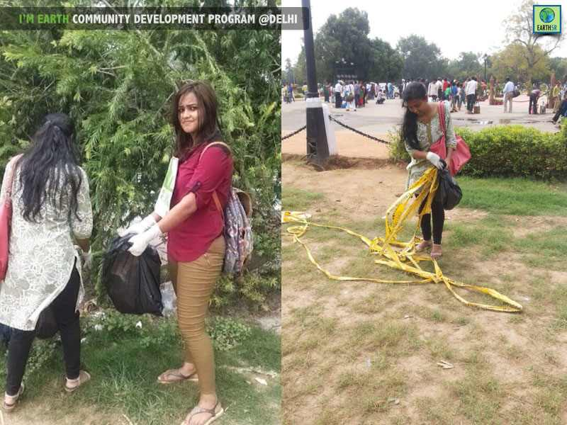 Plastic Recycling Delhi Mumbai India Environmental NGO Earth5R