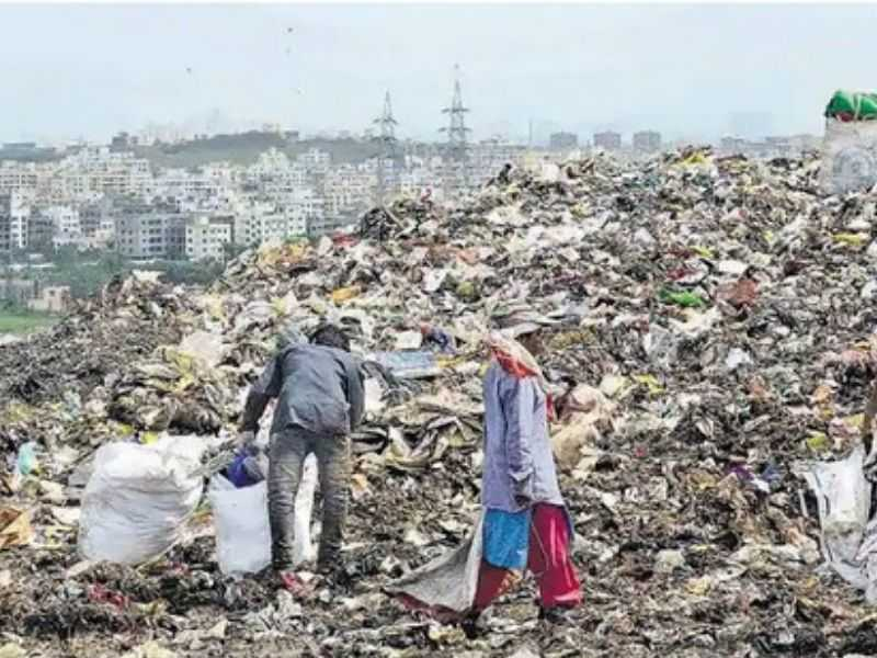 Pune Circular Economy Plastic Pollution Mumbai India Environmental NGO Earth5R