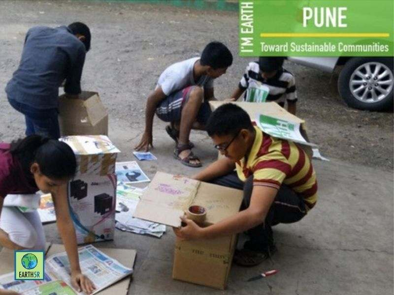 Pune Circular Economy Waste Segregation Mumbai India Environmental NGO Earth5R