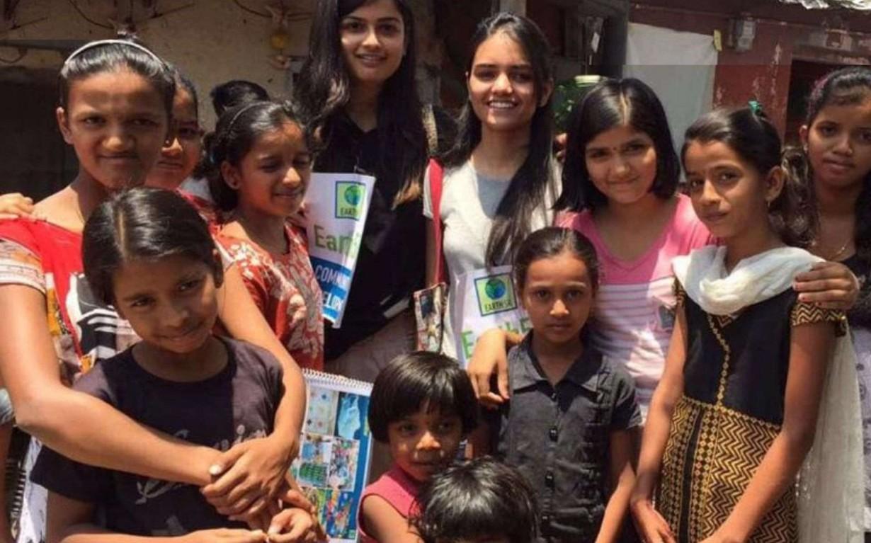 Pune Community Development Hemal Ingle Sonam Sengar Mumbai India Environmental NGO Earth5R