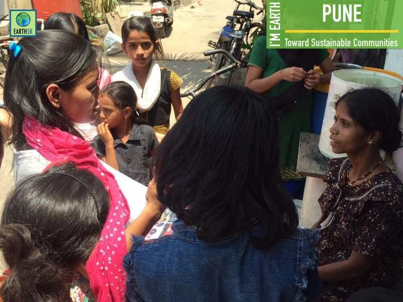 Pune Financial Literacy Hemal Ingle Sonam Senger Mumbai India Environmental NGO Earth5R