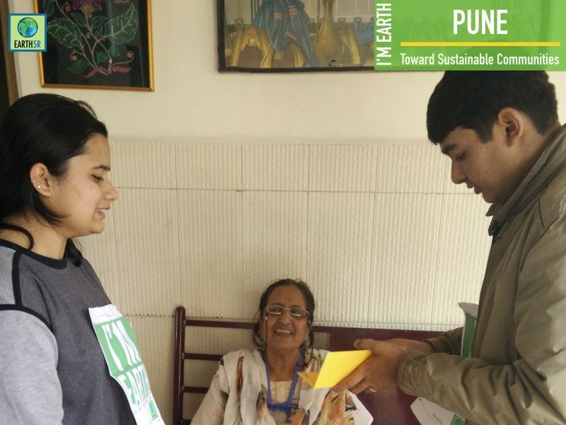 Pune Recycling Community Development Earth5R Mumbai India Environmental NGO