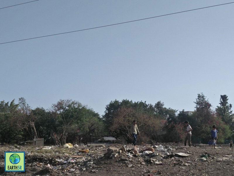 Pune Slum Environmental Awareness Sonam Sengar Mumbai India Environmental NGO Earth5R