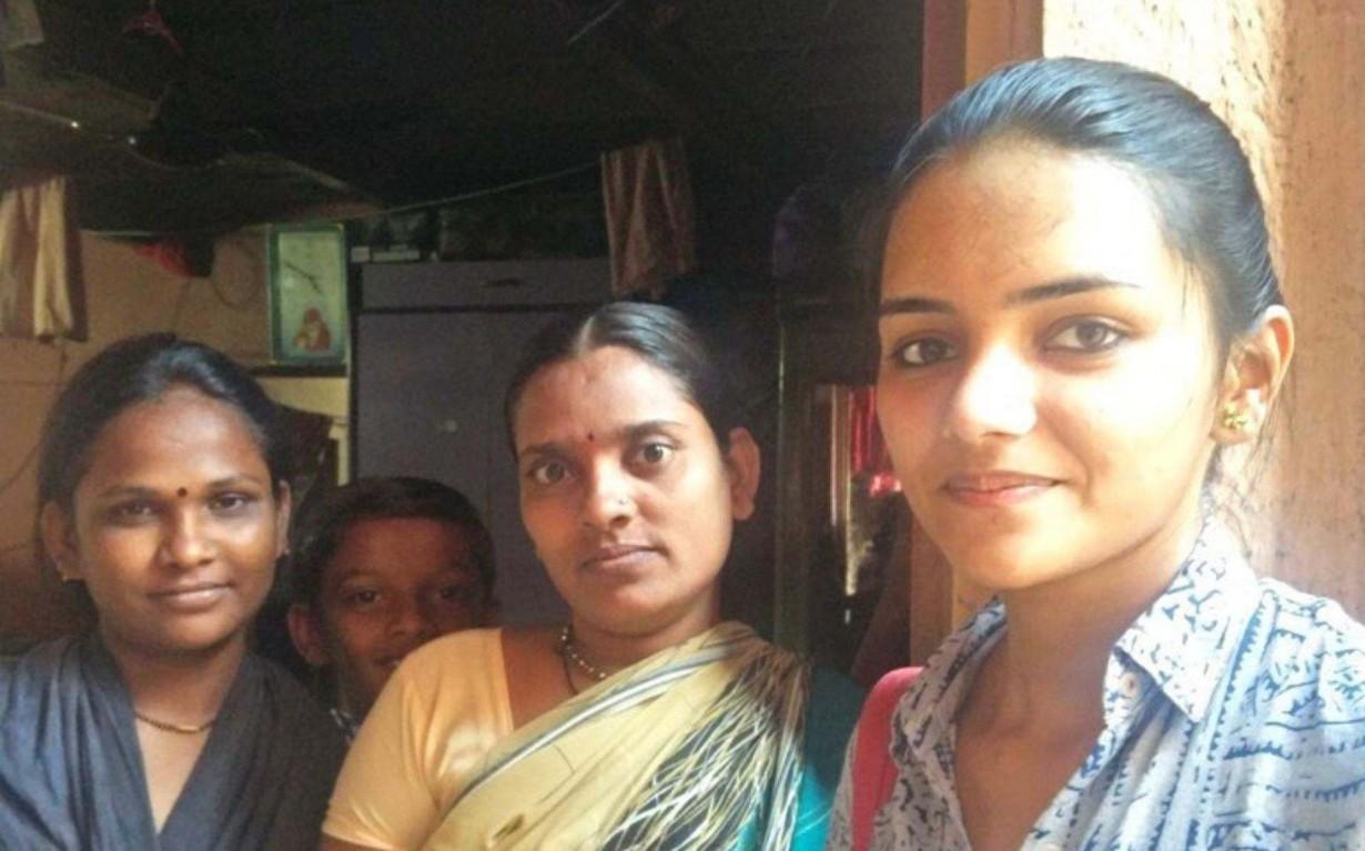 Pune Slum Environmental Education Sonam Sengar Mumbai India Environmental NGO Earth5R